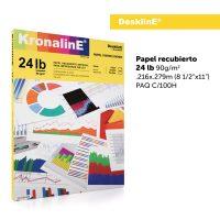 KronalinE DesklinE BJ326 Papel recubierto mate 24l