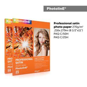 KronalinE PhotolinE_PH380 Professional Satin 270g/m2