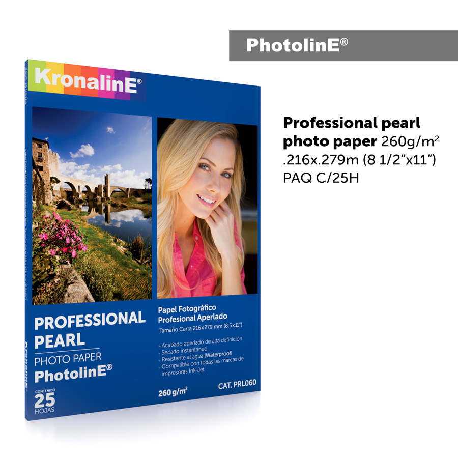 KronalinE PhotolinE PRL060 Professional Pearl 260g/m2