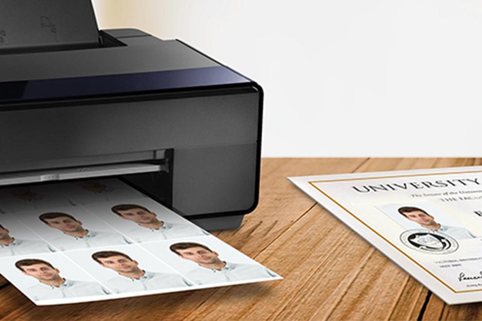 Impresión de fotografía para Diploma en papel mate T Barita 12 mil - Photoline - Kronaline