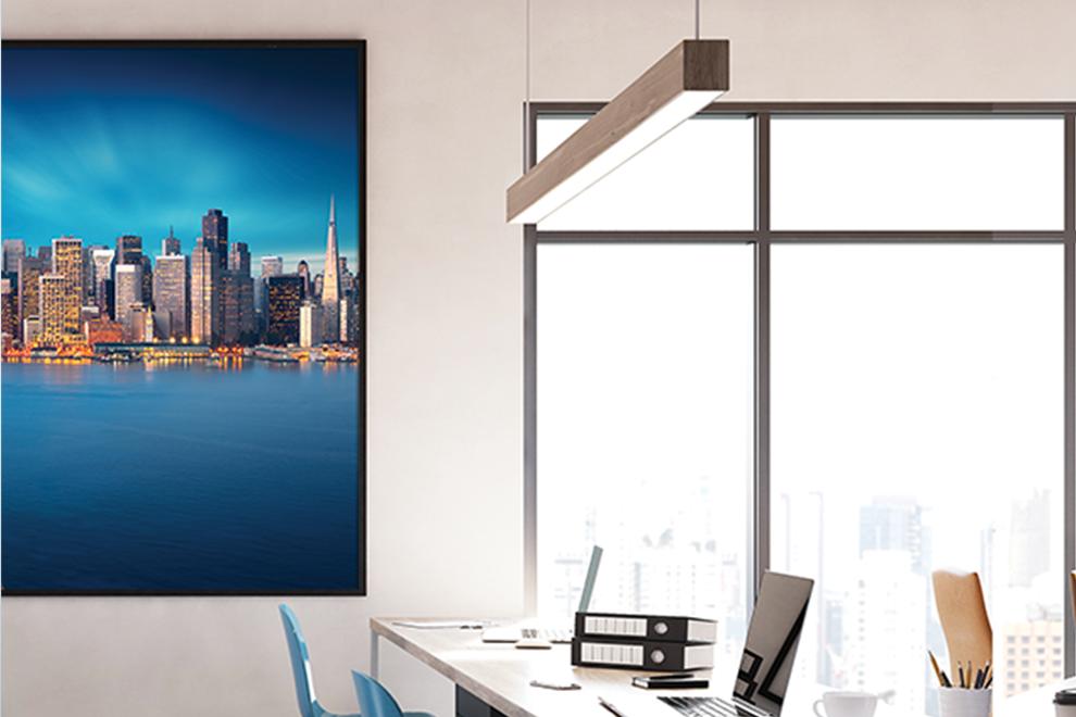 Papel profesional fotográfico satín 260g/m2 para uso en posters de decoración - Photoline - Kronaline