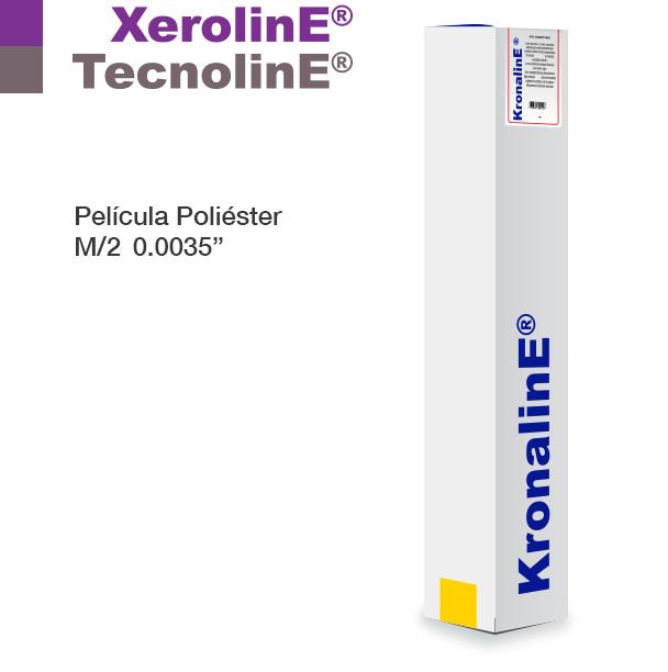 XerolinE Tecnoline película poliéster M/2 0.0035