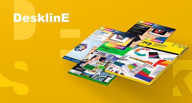 Deskline lineas - KronalinE - RetrolinE®