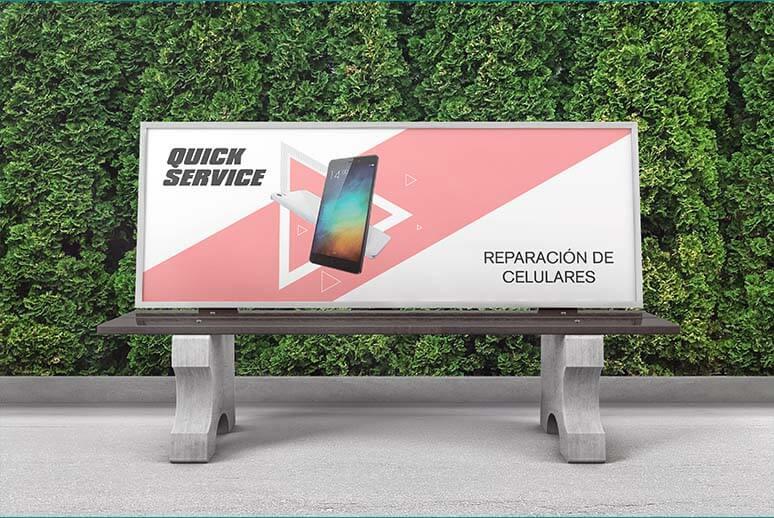 KronalinE Aplicaciones Publicidad Autoadherible