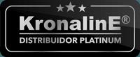 KronalinE Distribuidor Platinum label rectangular