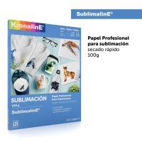 KronalinE SublimalinE SUB17 Papel profesional para sublimacion 100g