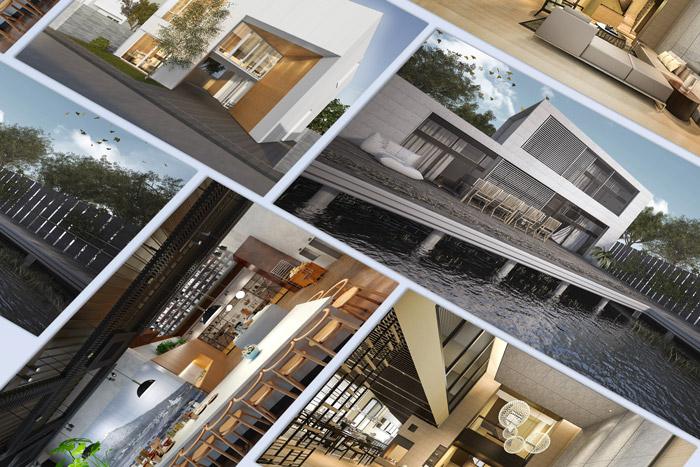Renders / Renders para arquitectura / Fotografia Industrial