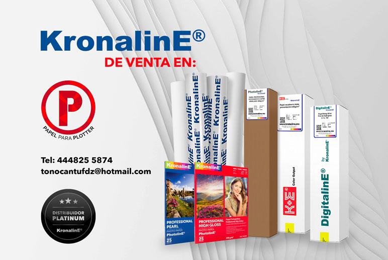KronalinE-anuncio-distribuidores-Papel-para-Plotter