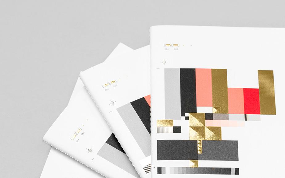 Hot stamping Imprimerie du Marais - KronalinE - 5 técnicas de impresión enfocadas en diseño