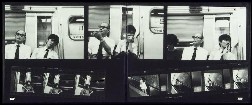 Subway Love – Nobuyoshi Araki